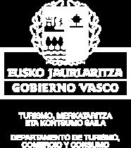 Logo Gobierno Vasco Turismo